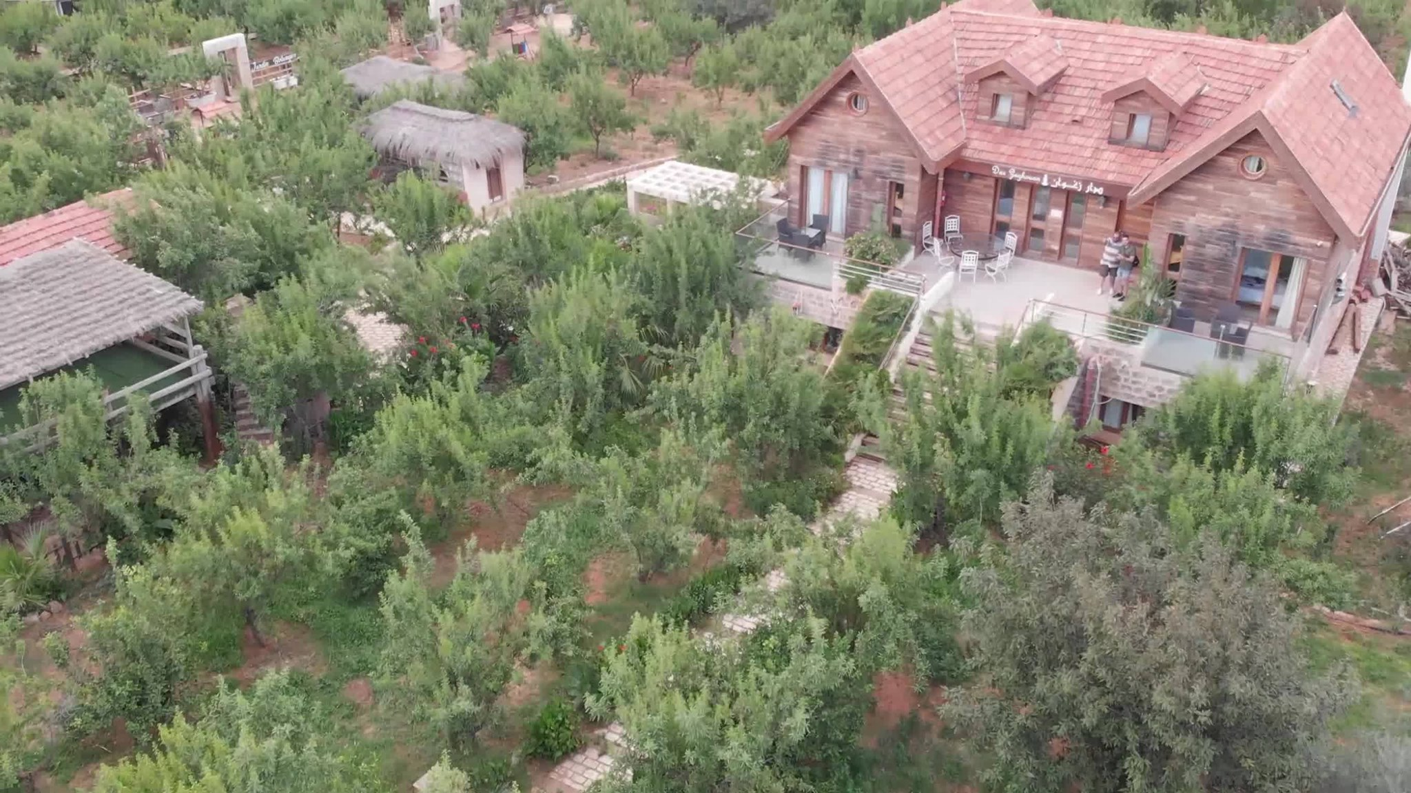 DTV – Découvrir le gîte écologique Dar Zaghouan